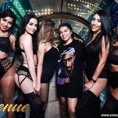 Memorial Weekend 2017 - Avenue Restaurant & Music Lounge