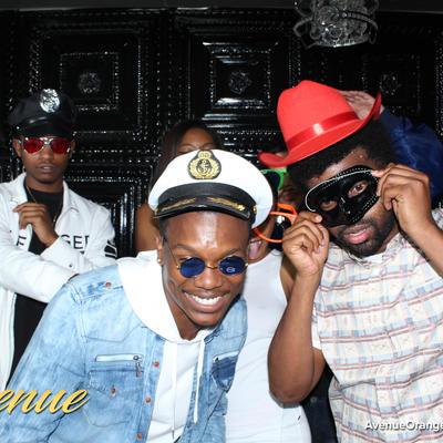 Masquerade Party - Diablo's Music Lounge