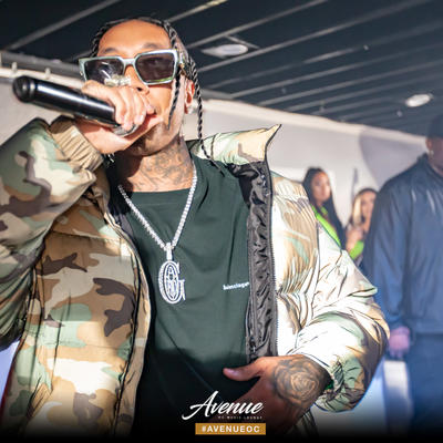 Tyga 3/23 - Avenue Restaurant & Music Lounge